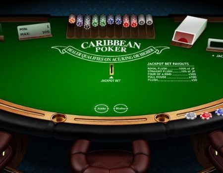 Rules of Caribbean Stud Poker